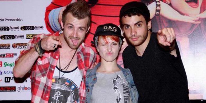 Konser Paramore di Jakarta Dibatalkan
