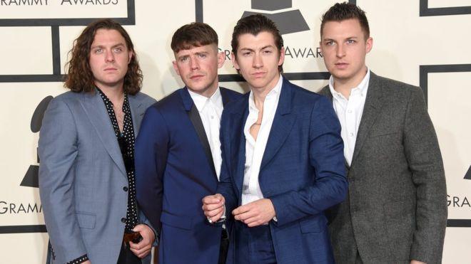Arctic Monkeys Umumkan Akan Segera Luncurkan Album Baru