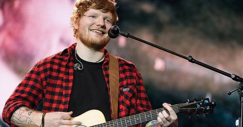 Ed Sheeran Belajar Akting Untuk Bermain Film